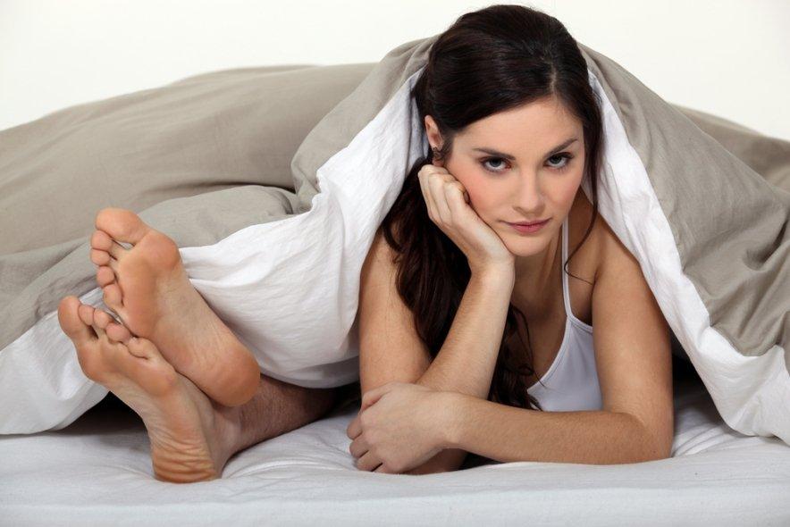 Почему я не хочу своего мужа?
